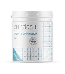 Puhdas+ Collagen & Magnesium  250 g