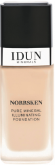 IDUN Norrsken meikkivoide Freja 30 ml
