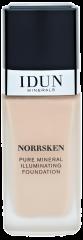 IDUN Norrsken meikkivoide Saga 30 ml