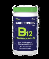 BEKO STRONG B12+FOOLIHAPPO+B6 150 TABL