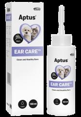 Aptus ear care korvanpuhdistusliuos 100 ml